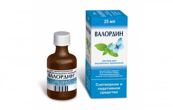 Валордин®